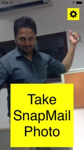 snapmail iphone app review ss1