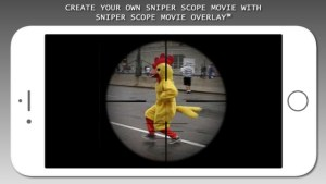 sniper scope movie overlay ss1
