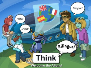 think bilingual ipad app review ss1