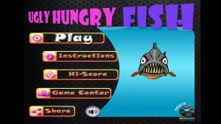 ugly hungry fish iphone game review ss1