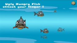 ugly hungry fish iphone game review ss2