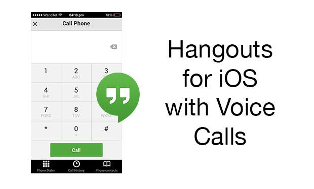 hangouts ios 1