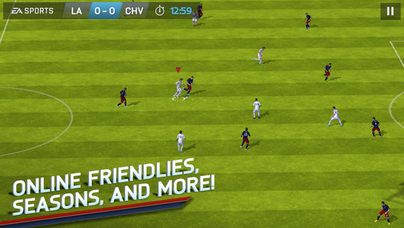 Fifa 14 iPhone online