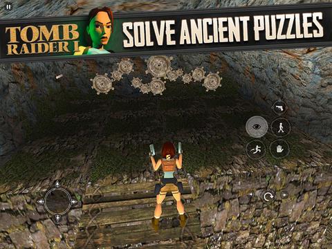 Tomb Raider iPad 1