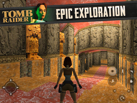Tomb Raider iPad
