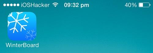 Winterboard iOS 7 icon