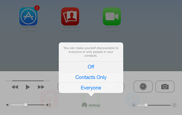 How to enable airdrop on older ios devices airdrop ipad 3 there are some remarkable moments in our life that we capture with the cameras of our ios devices sometimes we want to share these precious ccuart Choice Image