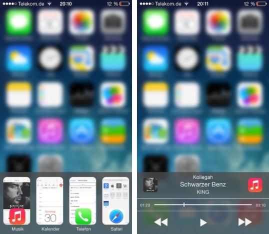 Switchr for iPhone tweak