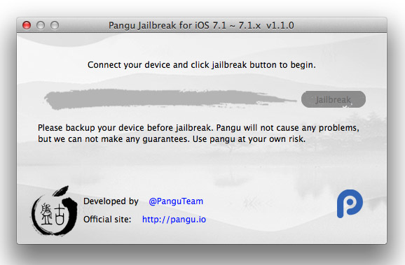 pangu-for-mac