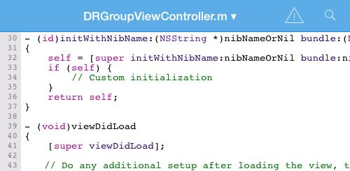 Dringend code editor