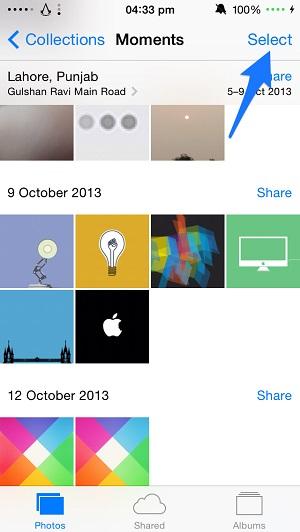 Photos select