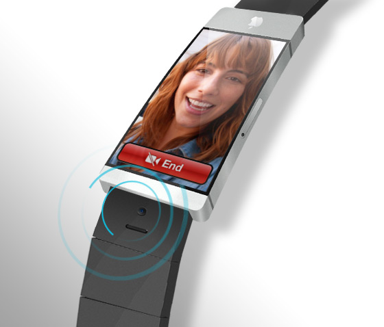 iWatch facetime