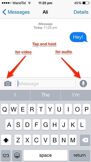 imessage-audio-video