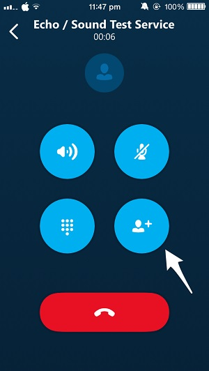Skype group audio iOS (1)