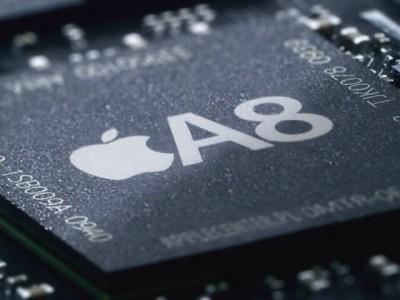 Apple A8 iPad