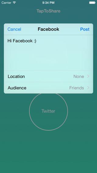TapToShare app (2)