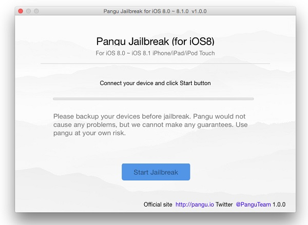 Pangu8 for Mac