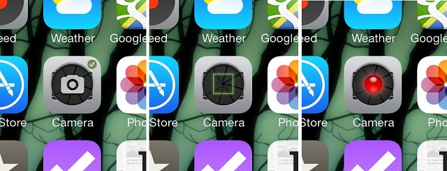 QuickShoot Pro iOS 8 tweak