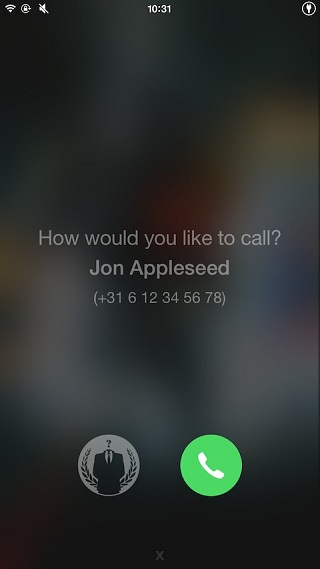 Call Enhancer tweak