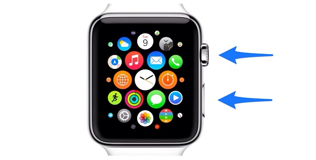 Apple Watch Screenshots