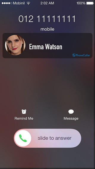 phonecaller tweak