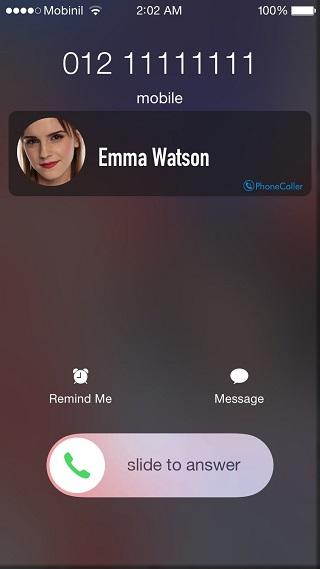 phonecaller tweak