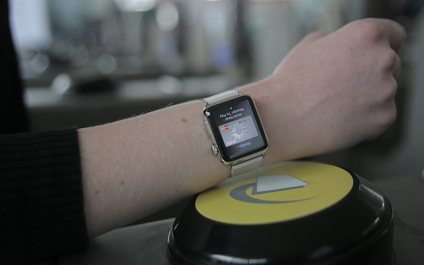 Apple Pay London Underground
