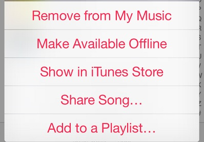 How to download and listen to Apple Music songs offline