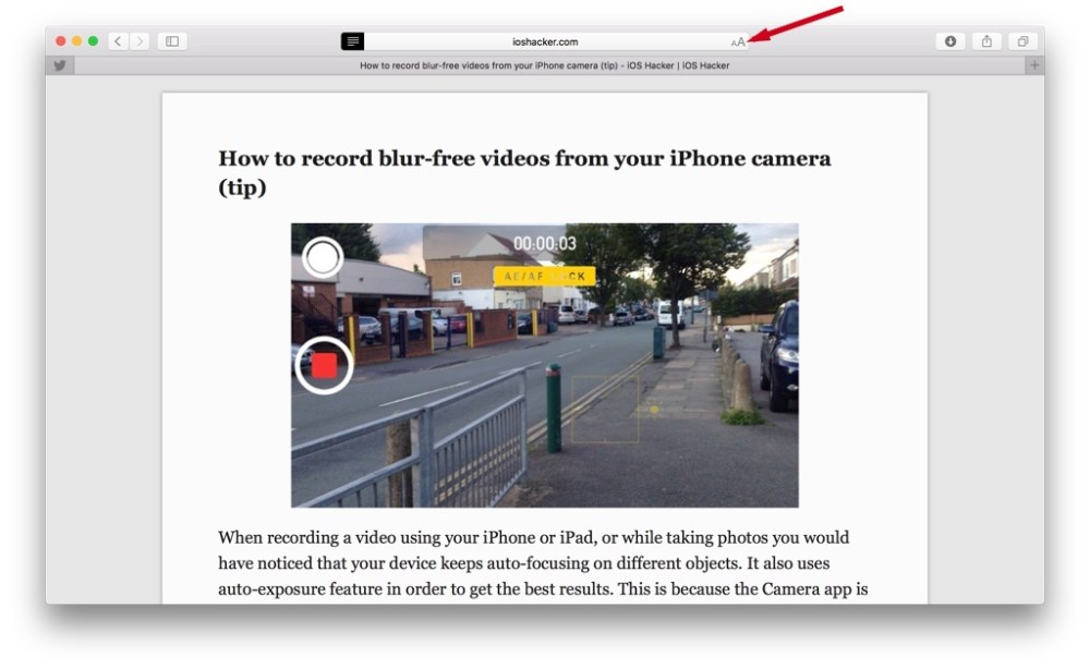 safari-reader-mode