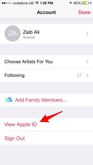 Apple Music subscription (2)