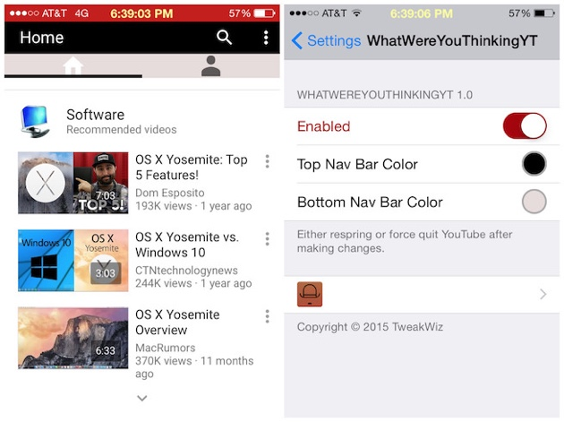 whatwereyouthinkingyt tweak