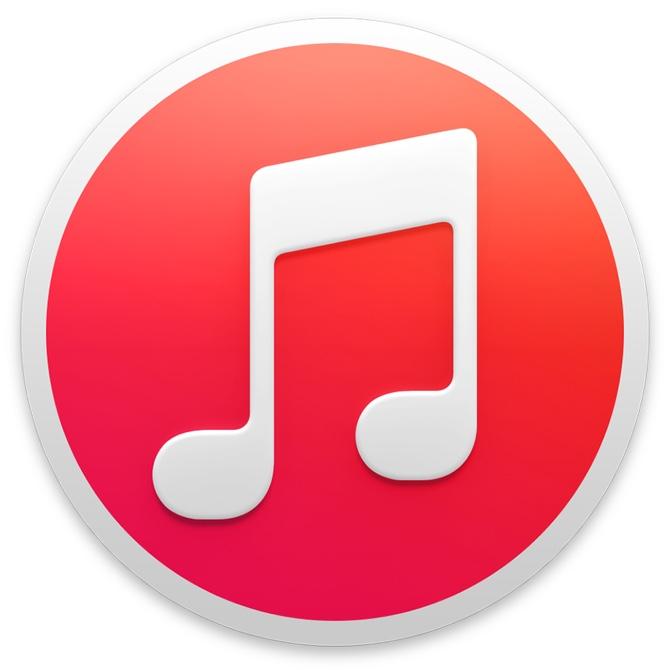 iTunes logo 12