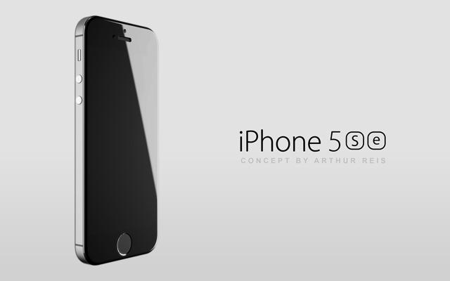 iPhone 5se Concept