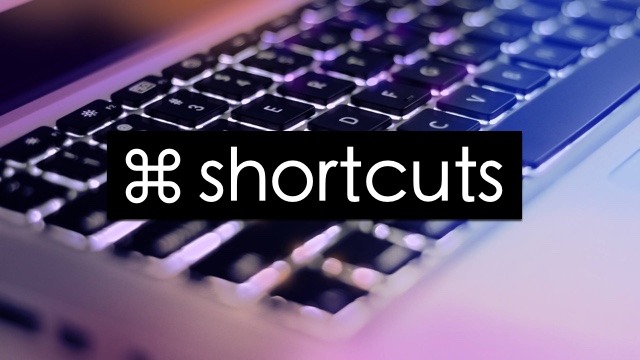 Mac Keyboard shortcuts
