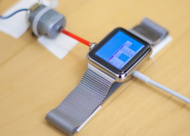 Apple Watch Windows 95