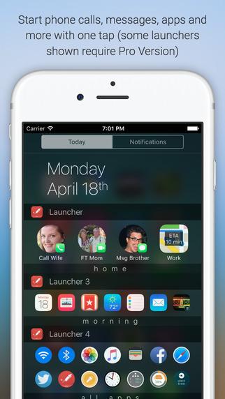 Launcher app