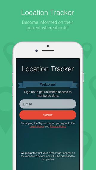 Location Tracker mSpy