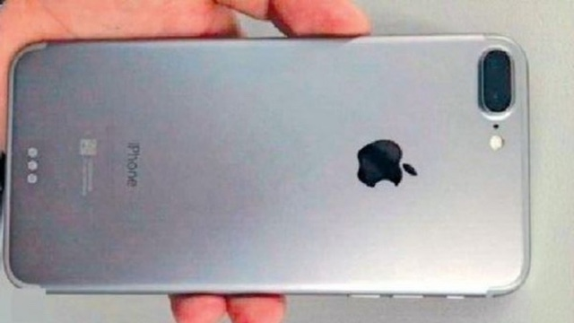 iPhone 7 casing leak