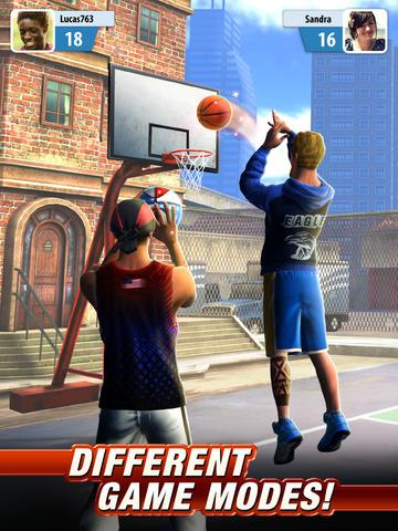 Basketball Stars iOS