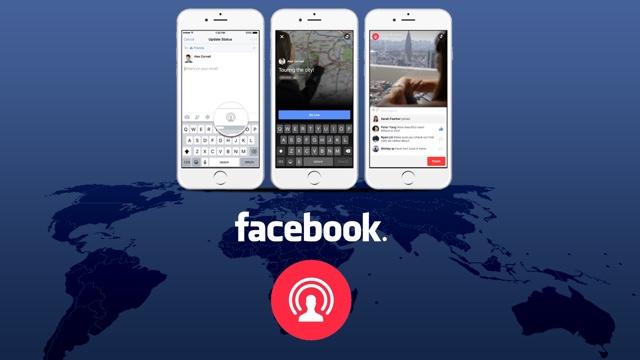 facebook Live notifications