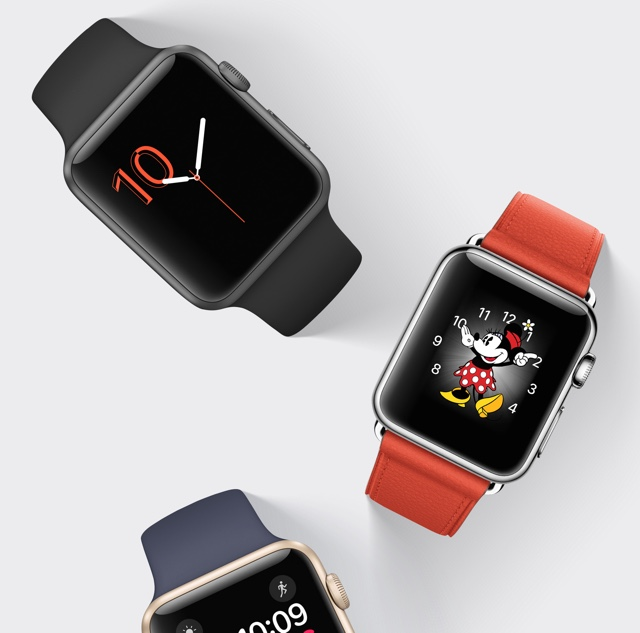 watchOS 3 faces