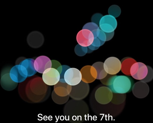 iPhone 7 event main