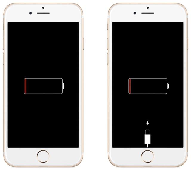 iPhone frozen or stuck