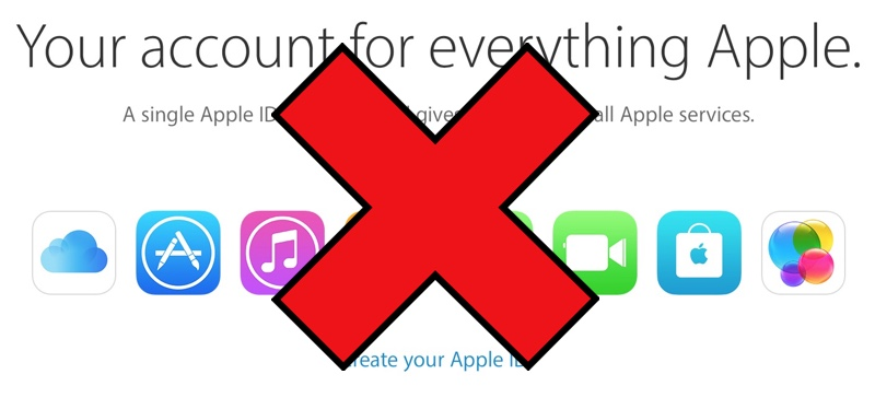 How To Delete The Apple ID The Right Way