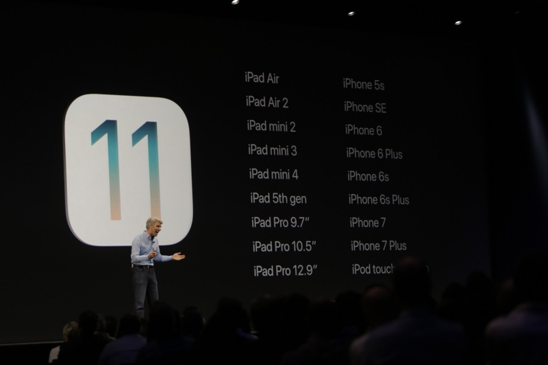 Today At WWDC IOS 11 Was Announced While Many Great Features And Improvements Have Been Introduced A Few Devices Will Miss Out On The Fun