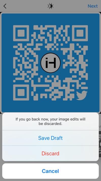 Create Instagram Drafts