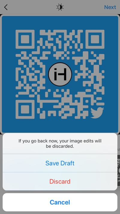 Create Instagram Drafts