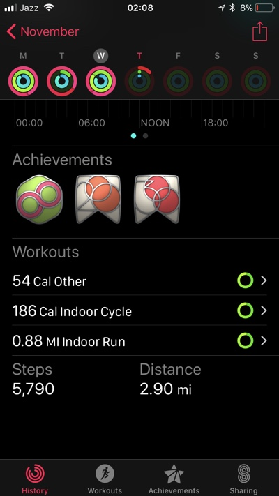 how to change kilometers to miles on apple watch workout and