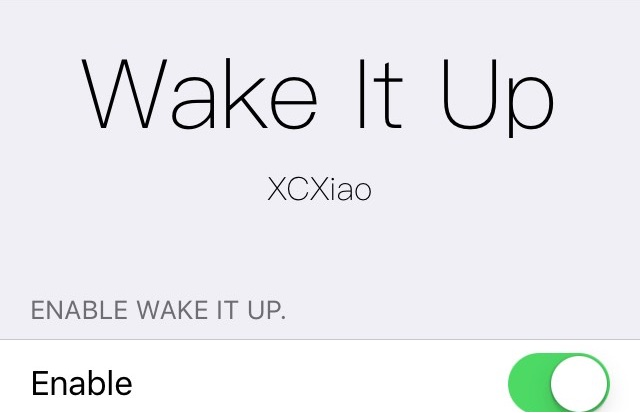 Add Raise To Wake Feature To Older Devices With Wake It Up