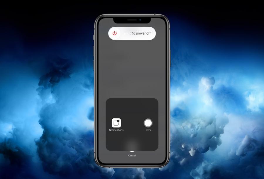 Clear iPhone XS RAM